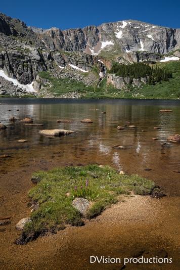 Mount Evans view.