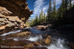 Alberta Creek, RMNP.