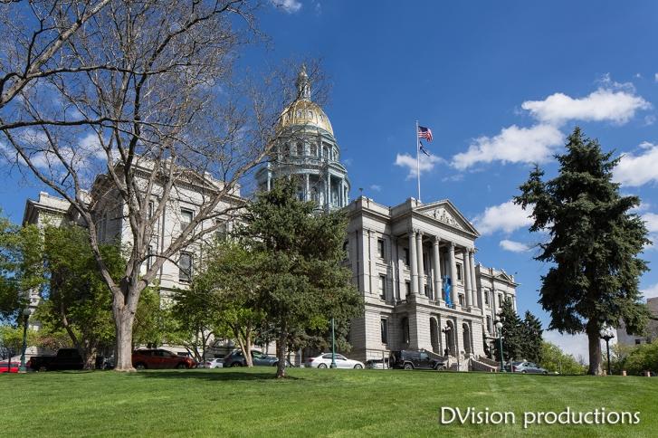 Capitol building, Denver CO.