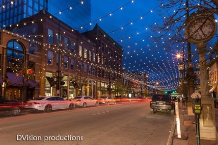Larimer Street, Denver CO.