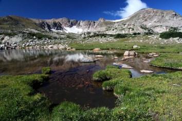 Rawah Lakes Wilderness, CO