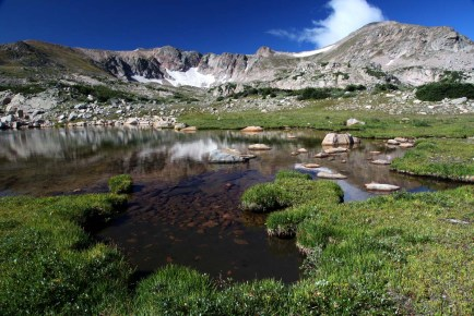 Rawah Lakes Wilderness, CO