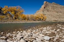 Colorado Western Slope on a fall afternoon.