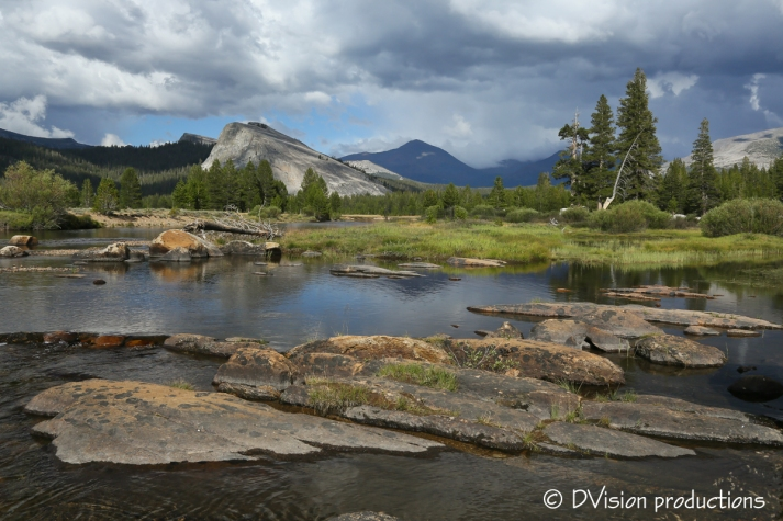 Tuolumne Meadows and Lembert Dome CA.