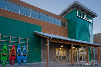 L.L. Bean store, Denver CO.