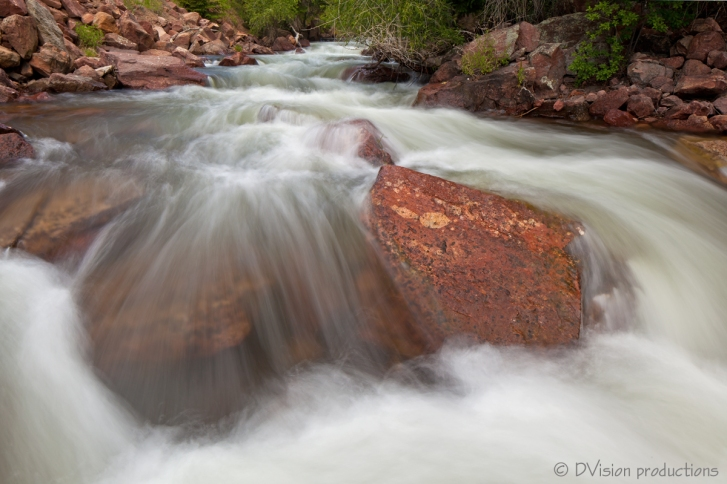 South Boulder Creek, Eldorado Canyon CO.
